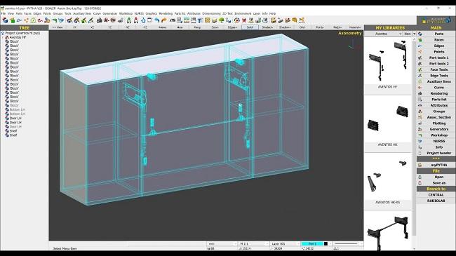phần mềm thiết kế đồ gỗ